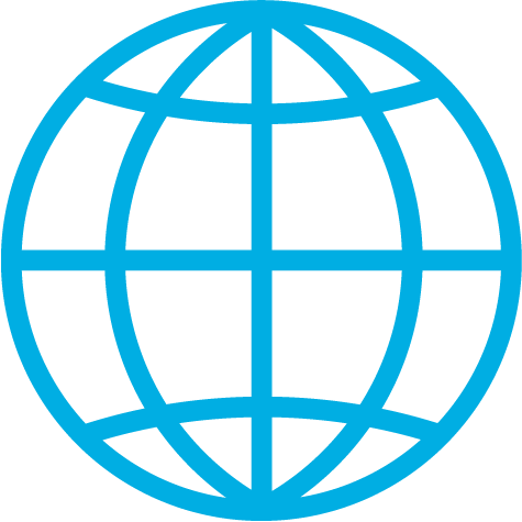 Pictogram Globe