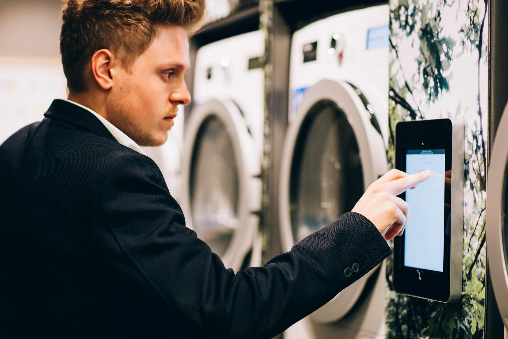 Waschraum Reserl Nutzer