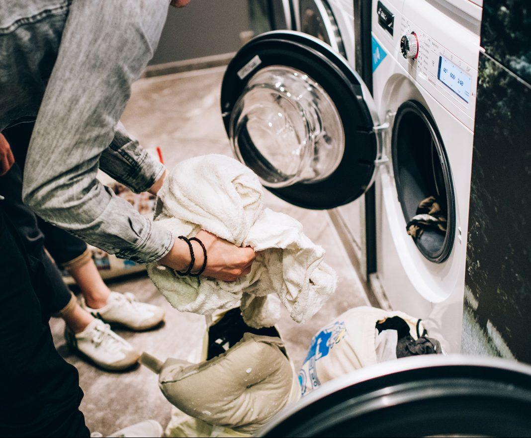 Wäsche waschen Reserl