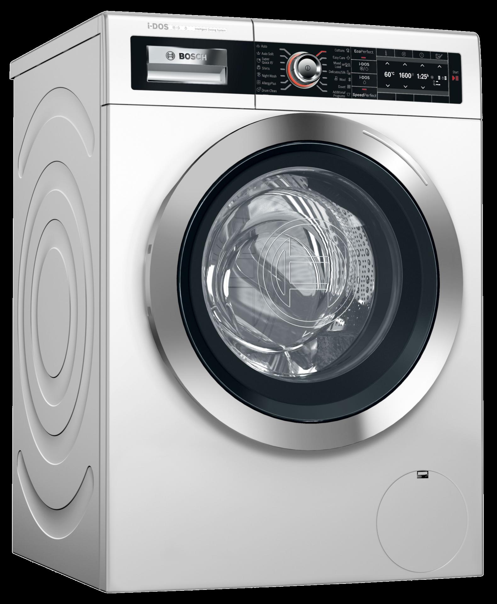 WeWash Care Waschmaschine i-DOS von BOSCH
